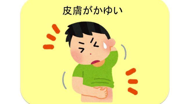 皮膚のかゆみ|いしい内科・糖尿病クリニック